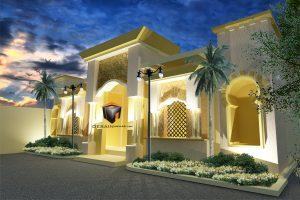 restaurant al-hamra surabaya